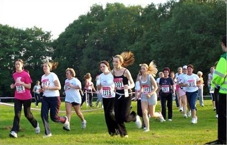 Race for Life Sherdley Park, St.Helens