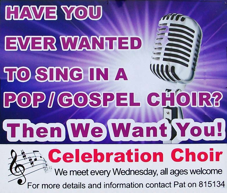 Celebration Choir St.Helens