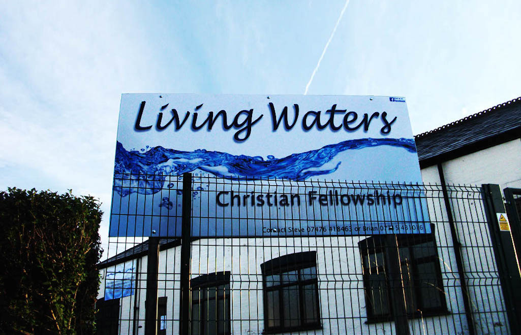 Living Waters Church formerly known as The Church of the Nazarene and Emmanuel Mission