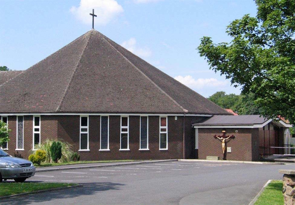 St Anne and Blessed Dominic church in Sutton, St Helens