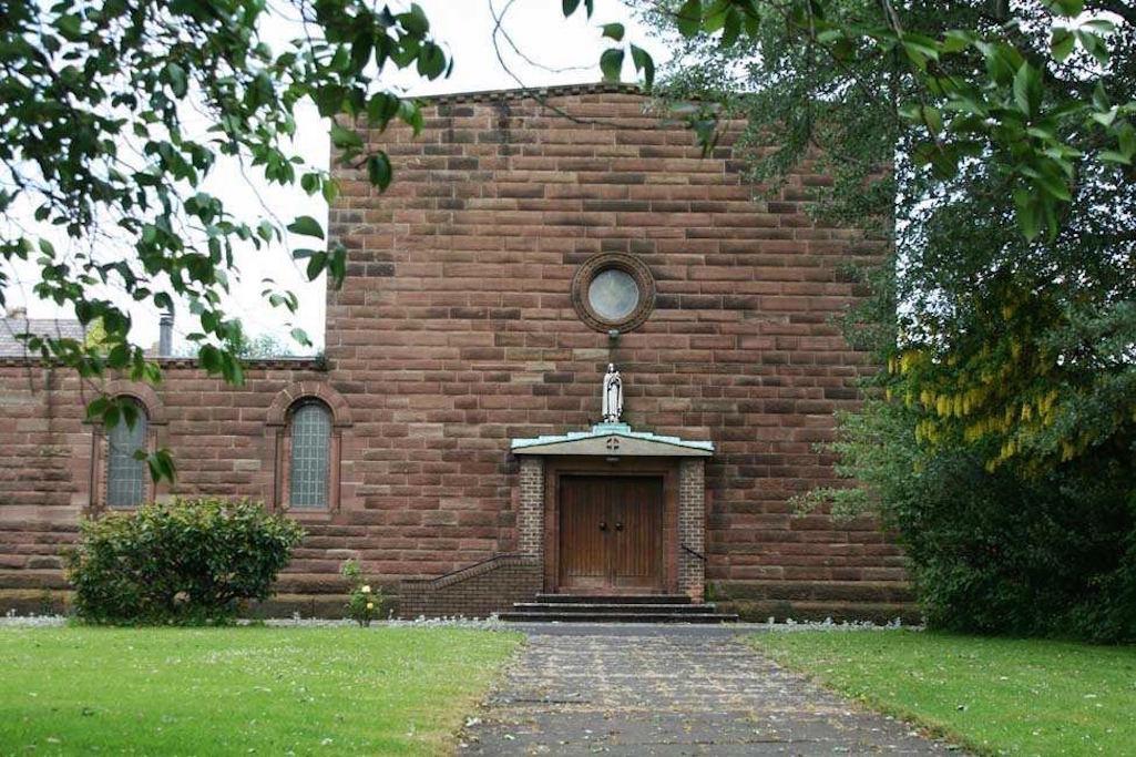 St.Theresa Church, Gartons Lane, Sutton Manor