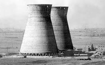 Bold Power Station Cooling Towers