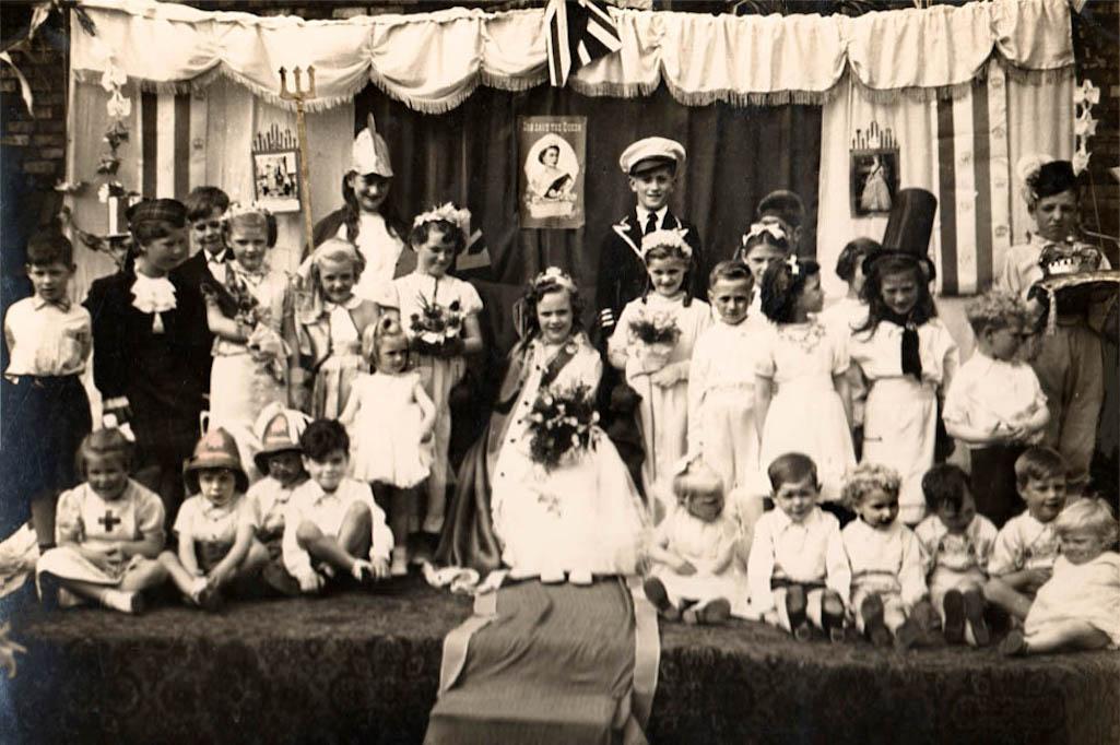 Boscow Street Coronation