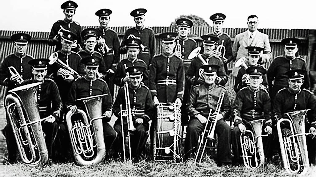 Clock Face Colliery Band