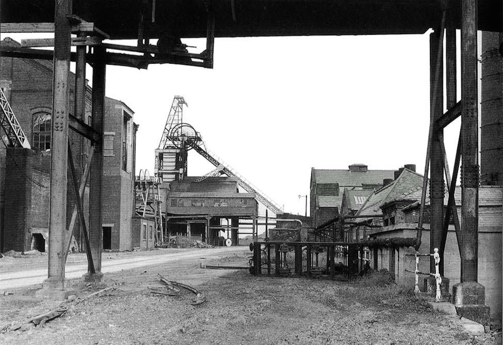 Clock Face Colliery in St.Helens