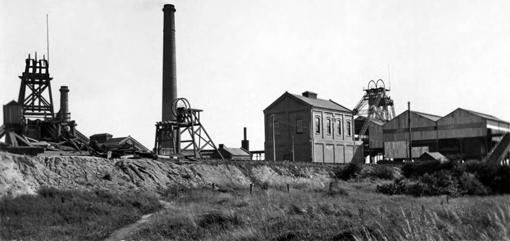 Clock Face Colliery