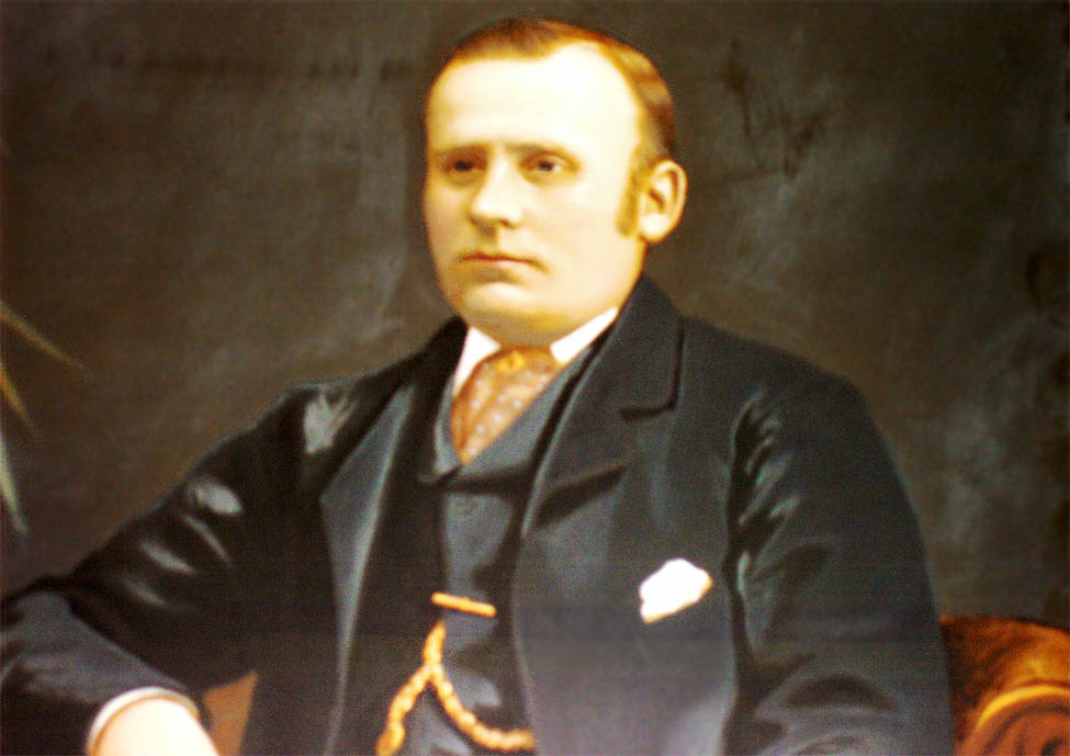 James Whittall manager of Clock Face Colliery c.1900 to 1910