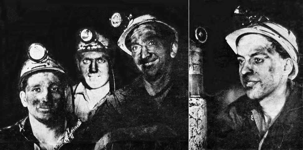 Clock Face Colliery Pit Prop magazine