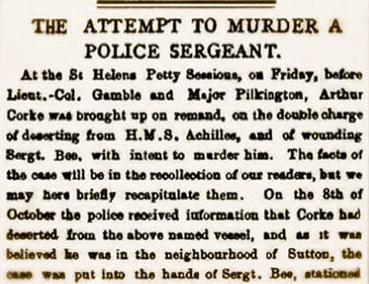 St.Helens Newspaper 31/10/1876