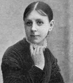 Teacher Hannah Parr nee Rosbotham