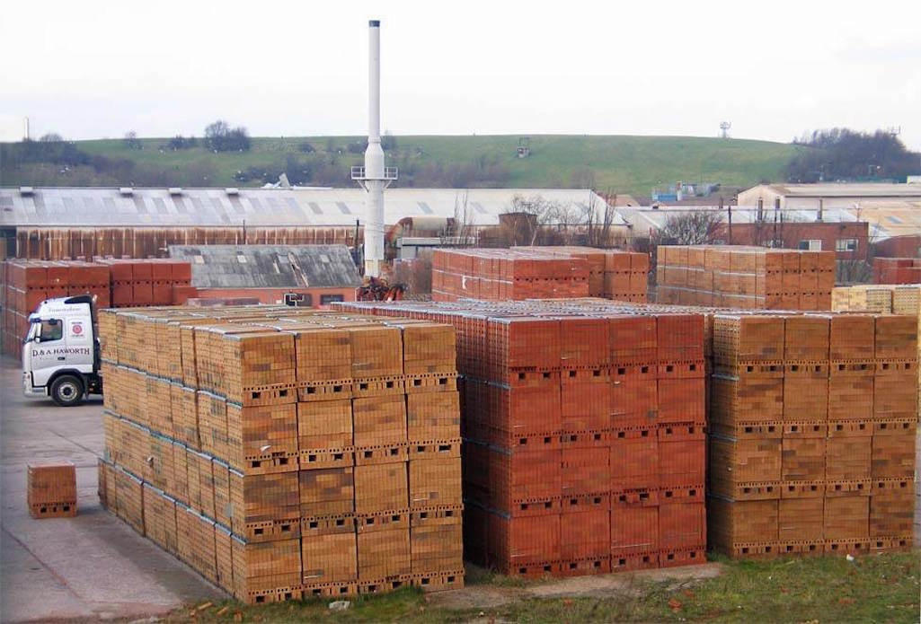 Ibstock Brickworks Roughdales plant