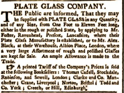 Leeds Intelligencer October 19th 1795