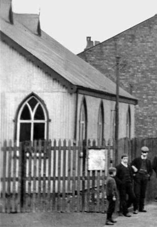 Tin Chapel, Robins Lane, Sutton, St.Helens