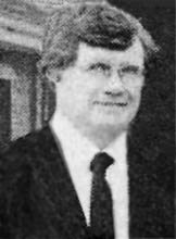 Sutton High headmaster Russell Long