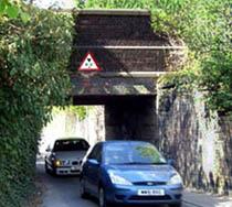 Lancots Lane bridge, Sutton, St.Helens