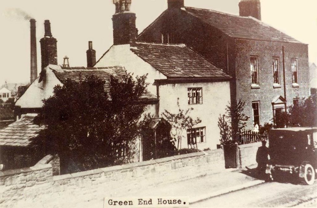 Green End House Sutton St.Helens