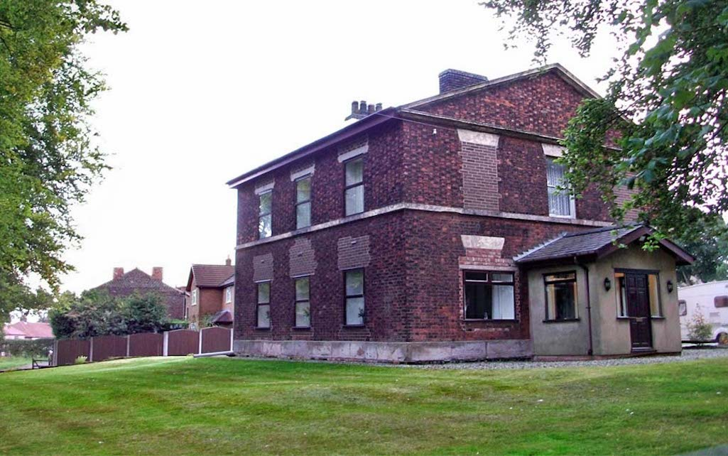 Leach Hall in Sutton, St.Helens