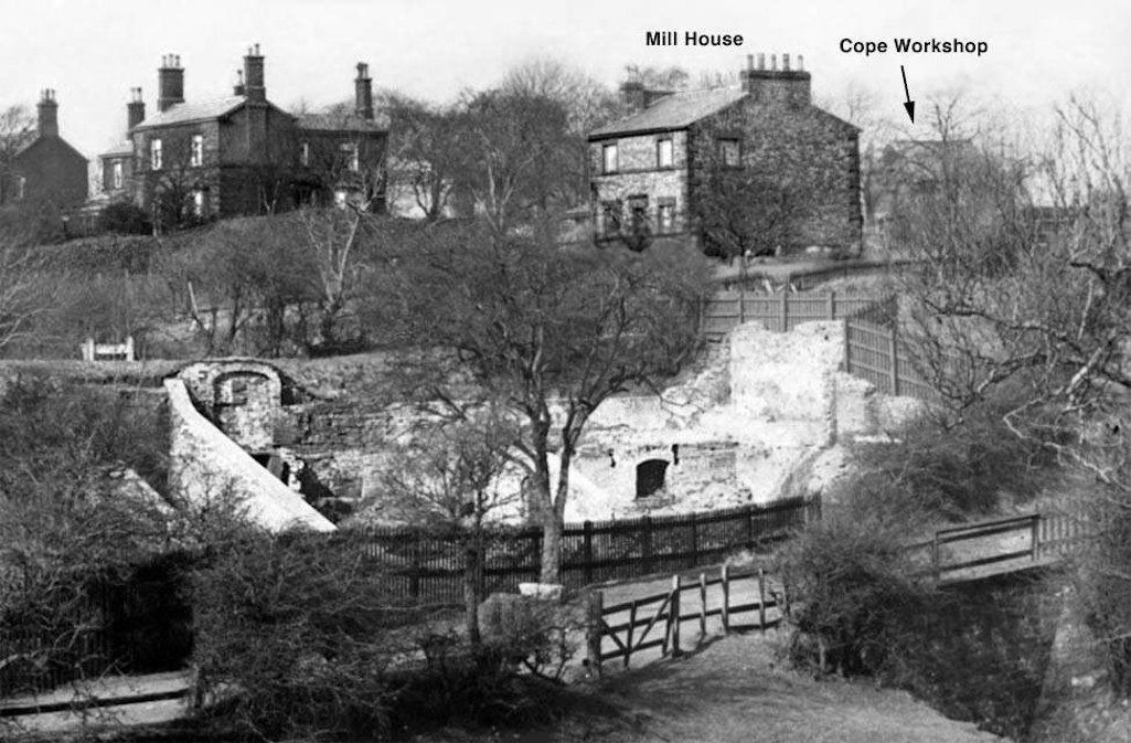 Mill House, Mill Brow, Sutton, St.Helens