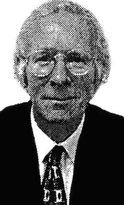 Sutton High Headmaster Geoff Caton