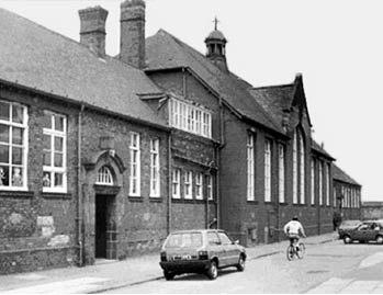 Robins Lane Secondary School, St.Helens