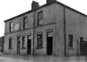 Junction Inn, Sutton, St.Helens 1960
