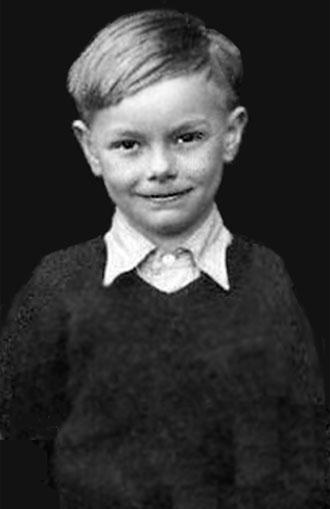 David Latham aged 6 years