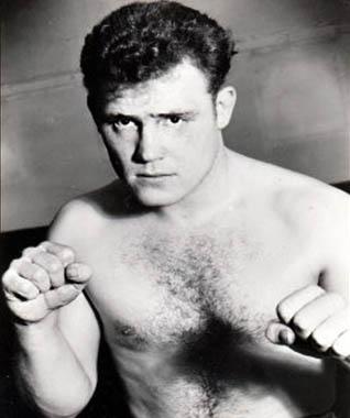 Boxer Ray Shiel