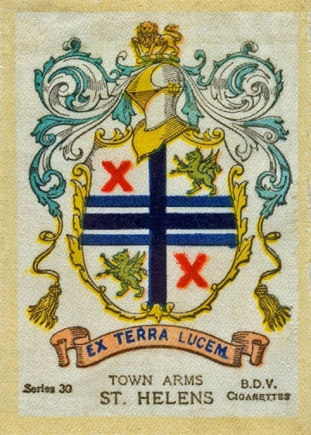 St.Helens Borough coat of arms