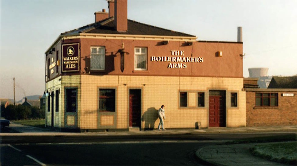 The Boilermakers, Sutton, St.Helens pictured in the 1960s when Big Jack Arkwright was in charge