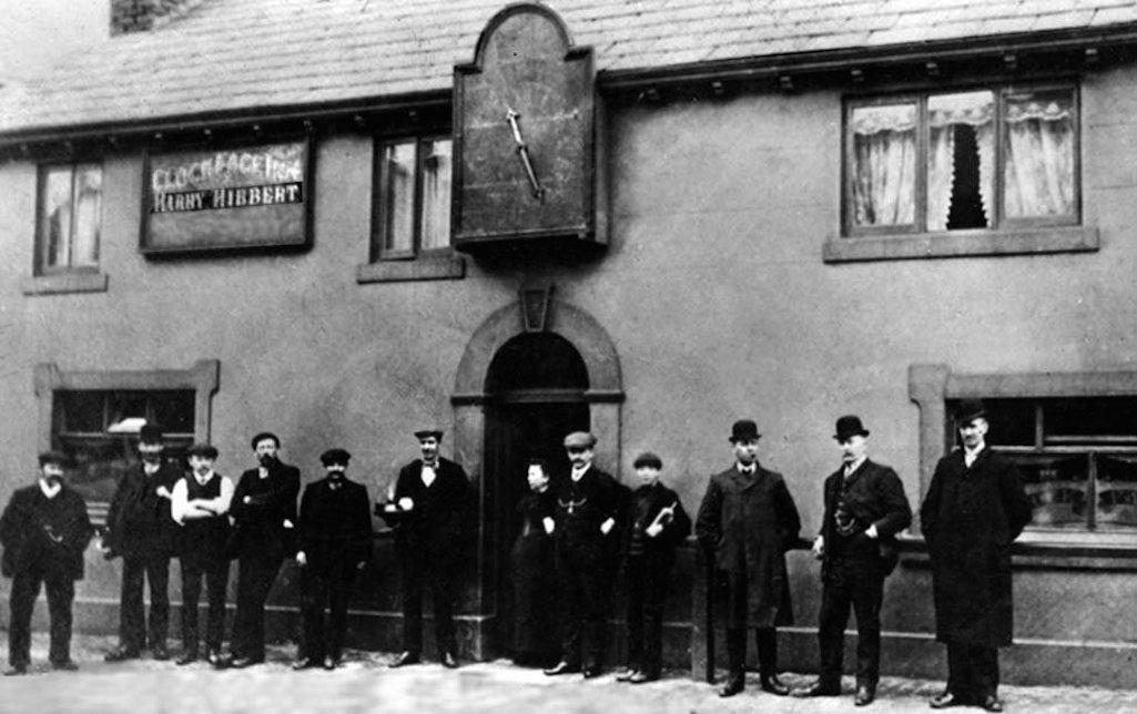 The Clock Face Inn, St.Helens