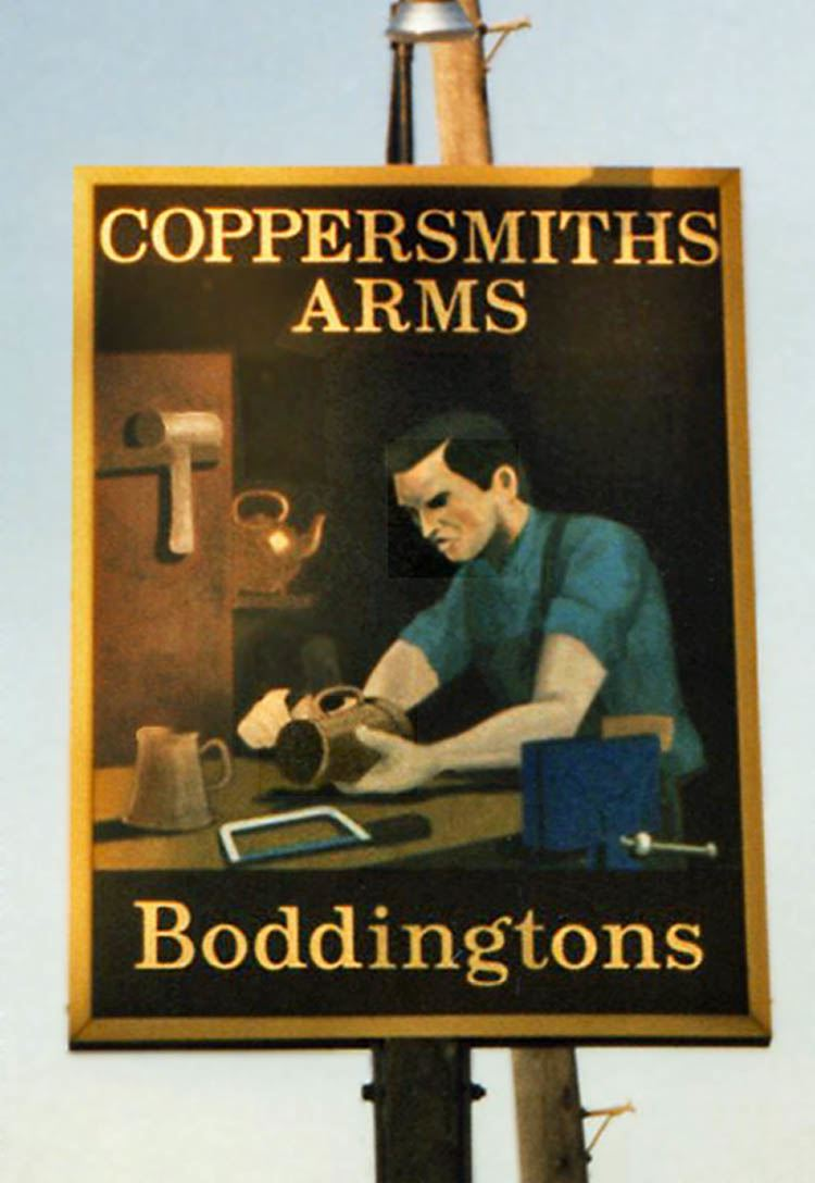 The Coppersmiths pub Sutton, St.Helens