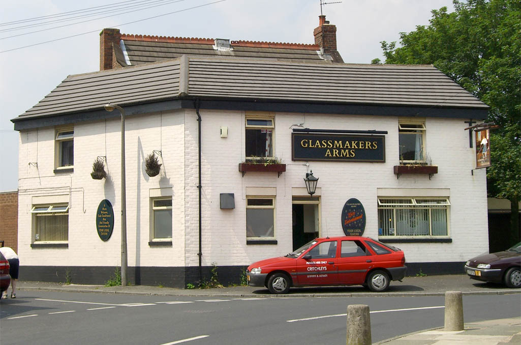 Glassmakers Arms, Sutton, St.Helens