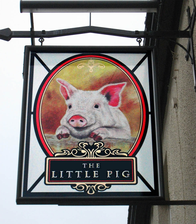 The Little Pig, Sutton