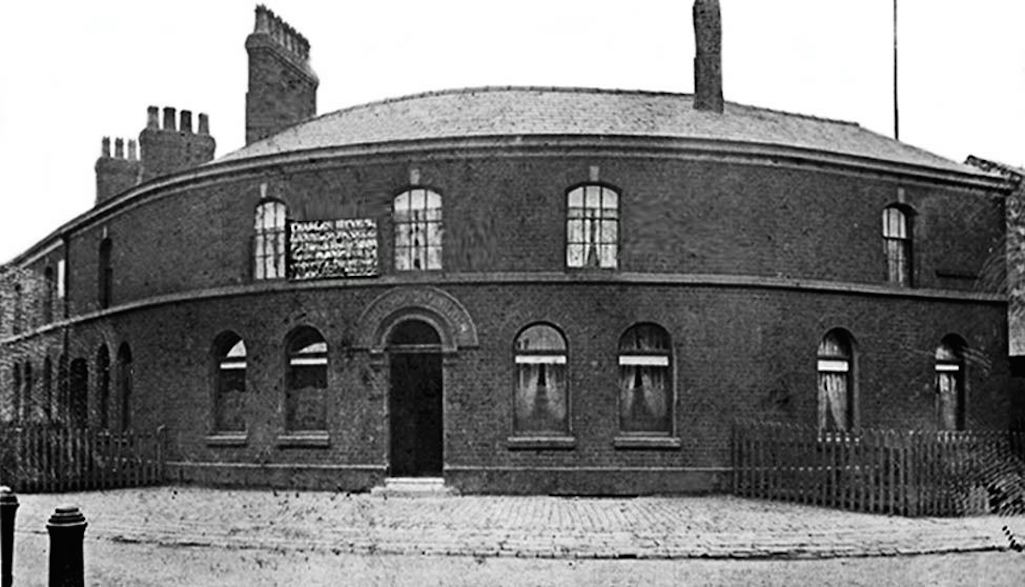 The Locomotive Inn in Peckers Hill Road, Sutton, StHelens
