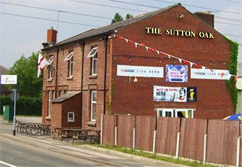 Sutton Oak pub