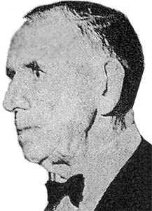John Molyneux V.C. in later years