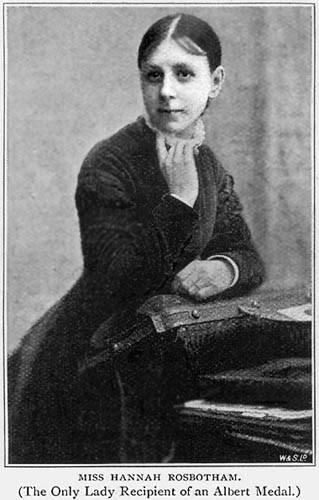 Schoolteacher Hannah Rosbotham