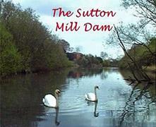Sutton Mill Dam, St Helens Video